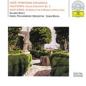 Lalo: Symphony espagnole / Vieuxtemps: Violin Concerto No.5 / Saint-Saëns: Introduction & Rondo capriccioso Songs