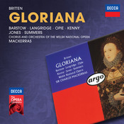 Britten: Gloriana Songs