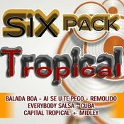 Six Pack Tropical Songs