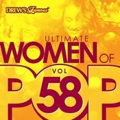 Ultimate Women Of Pop, Vol. 58 Songs
