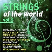 Strings Of The World Vol. 2 Songs