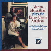 Plays The Benny Carter Songbook Songs