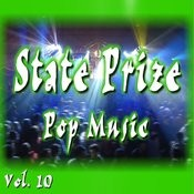 State Prize Pop Music, Vol. 10 Songs