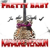 Pretty Baby (In The Style Of Blondie) [Karaoke Version] - Single Songs