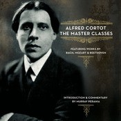 Master Classes from the École Normale featuring Alfred Cortot Songs
