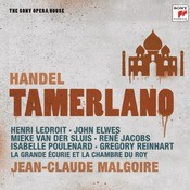 Hndel: Tamerlano - The Sony Opera House Songs