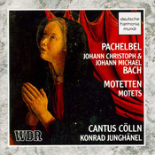 Pachelbel/Bach: Motets Songs