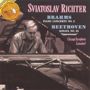 Brahms: Concerto No. 2, Op. 83/Beethoven: Sonata No. 23, Op. 57 Songs