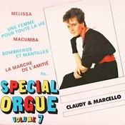 Spécial Orgue, Vol. 7 Songs