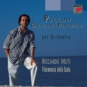 Puccini, Catalani & Ponchielli: Works for Orchestra Songs