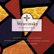 Stravinsky: Sacred Choral Works Songs
