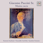 Puccini Sr: Musica Sacra Songs