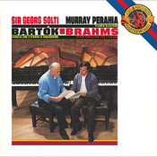Bartók: Sonata for 2 Pianos & Percussion, Sz. 110 - Brahms: Variations on a Theme by Haydn, Op. 56b Songs