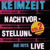 Nachtvorstellung - Die Hits Live Vol. 2 Songs