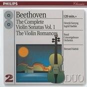 Beethoven: The Complete Violin Sonatas, Vol. I; The Violin Romances Songs