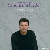 Robert and Clara Schumann: Lieder Songs