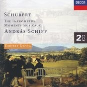 Schubert: Impromptus; Moments Musicaux (2 Cds) Songs