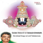 Golden Voice Of S. P. Balasubrahmanyam - Devotional Songs On Lord Venkateswara Songs