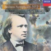 Brahms: Symphony No.2/Dvorák: Serenade for Strings Songs