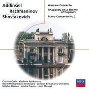 Addinsell / Rachmaninoff / Shostakovich Songs