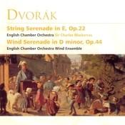 Dvorak - String Serenade in E, Op.22 / Wind Serenade in D minor Op.44 Songs