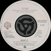 Whip It / Turn Around Songs
