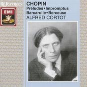 Alfred Cortot plays Chopin Songs