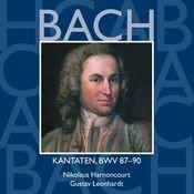 Bach, JS : Sacred Cantatas BWV Nos 87 - 90 Songs