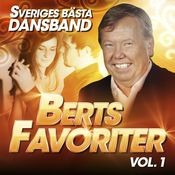 Sveriges Bästa Dansband - Berts Favoriter Vol. 1 Songs