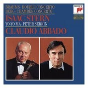 Brahms: Double Concerto, Op. 102 - Berg: Chamber Concerto Songs