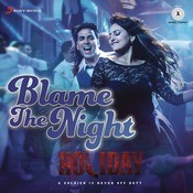Blame the Night Song