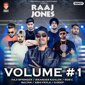 Raaj Jones Volume # 1 Songs
