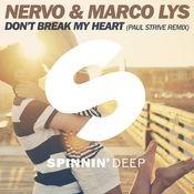 Don't Break My Heart (Paul Strive Remix) Songs
