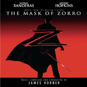 The Mask of Zorro - Music from the Motion Picture Songs