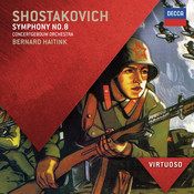 Shostakovich: Symphony No.8 in C Minor, Op.65 Songs