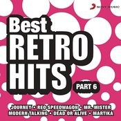 Best Retro Hits, Pt. 6 Songs