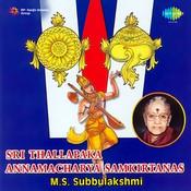 Thallapaka Annamacharyasankeerthanam S M Songs