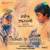Tribute To Tagore By Suchitra And Amjad Vol 2 Songs
