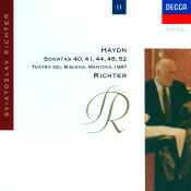 Haydn Piano Sonatas Songs