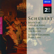 Schubert Music For Violin Songs