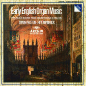 Early English Organ Music Songs