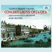Handel Concerti Grossi Opp 3 Songs
