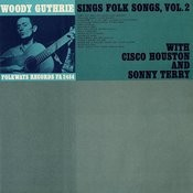 Woody Guthrie Sings Folk Songs, Vol. 2 Songs