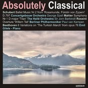 Mahler: Symphony No.1/Beethoven: 6 Variations On