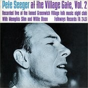 Pete Seeger At The Village Gate, Vol.2 Songs