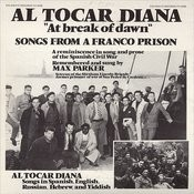 At the Break of Dawn: Songs From A Franco Prison Songs