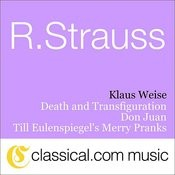 Richard Strauss, Death And Transfiguration, Op. 24 Songs