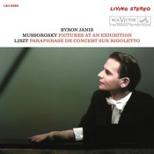 Mussorgsky: Pictures At An Exhibition; Liszt: Paraphrase De Concert Sur Rigoletto Songs