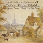 Great Cathedral Anthems, Vol.7 Songs
