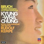 Bruch: Violin Concerto; Scottish Fantasia Songs